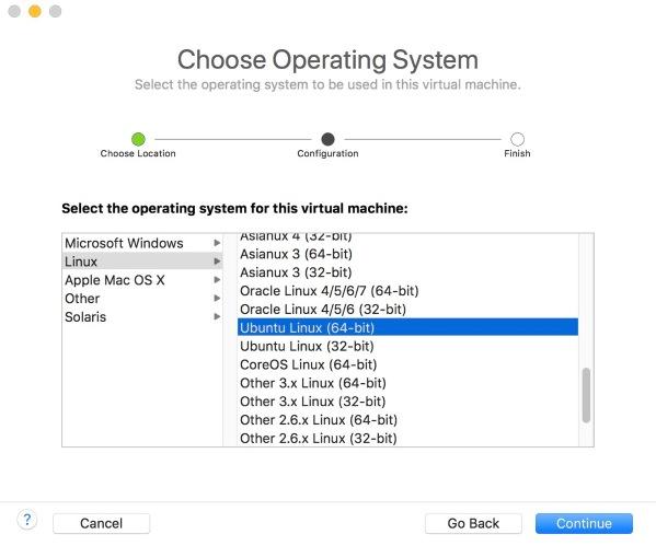 ESXI Host Pick OS
