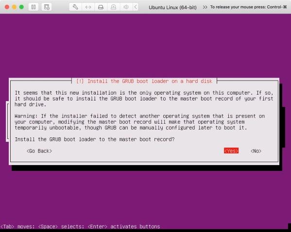 Ubuntu 17 Grub